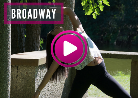 Broadway Dance Choreography Package