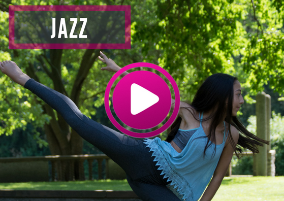 Jazz Dance Choreography Package