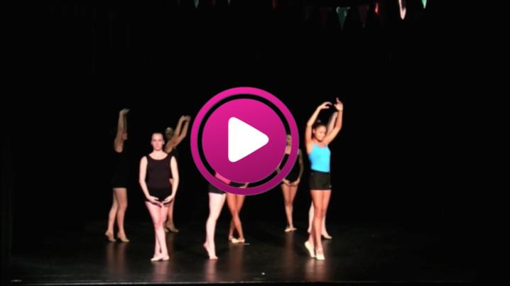 Ballet Dance Classes at ADTC