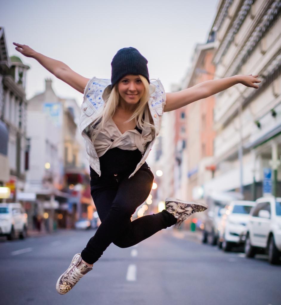 Corinne DeBeer - ADTC Dance Choreographer