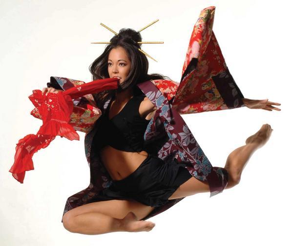 Darcy Naganuma - ADTC Dance Choreographer