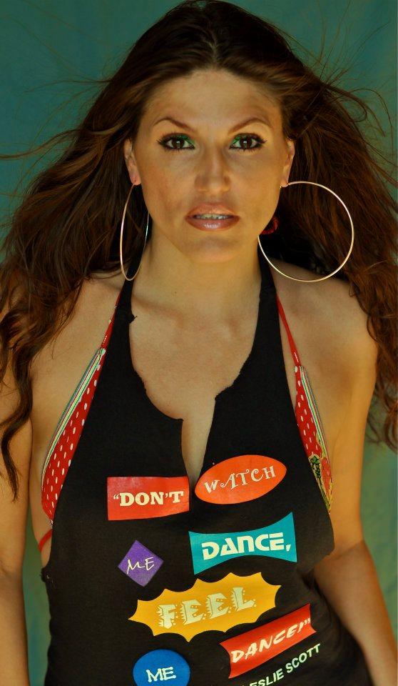 Leslie Scott - ADTC Dance Choreographer