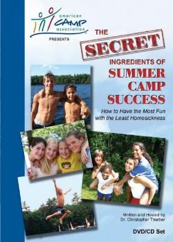 homesickness strategy - secret ingredient of summer camp success