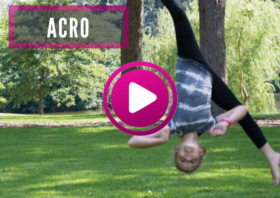 Acro Dance Package