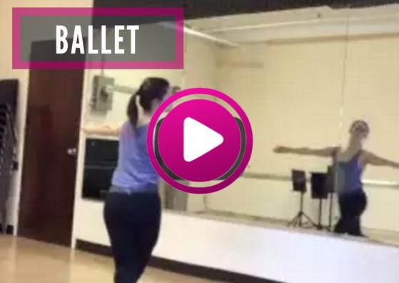 Adv-Beg Ballet Package