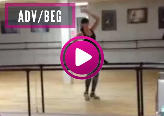 Adv-Beg Tap Dance Choreography