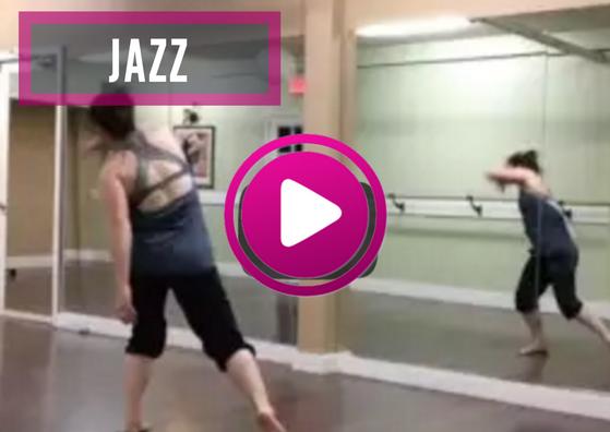 Bas-Beg Jazz Dance Package