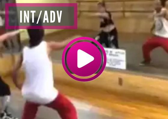 Int-Adv Hip Hop Dance Choreography
