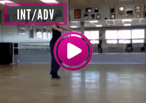 Int-Adv Tap Dance Choreography