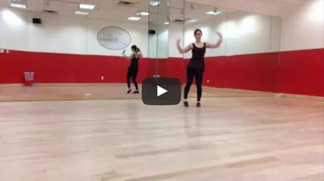 Uma Thurman Dance