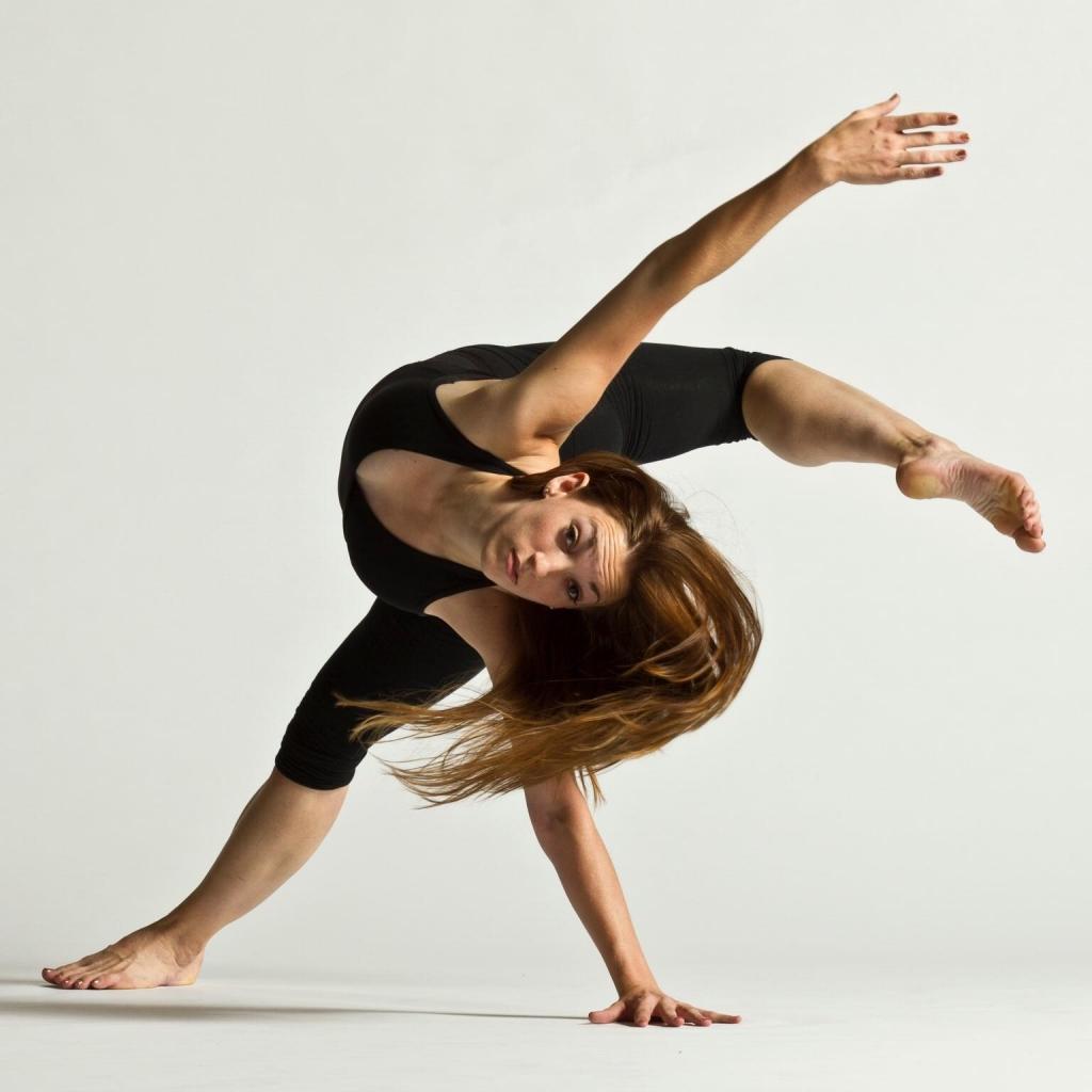 Aimee Russon Dance Choreographer