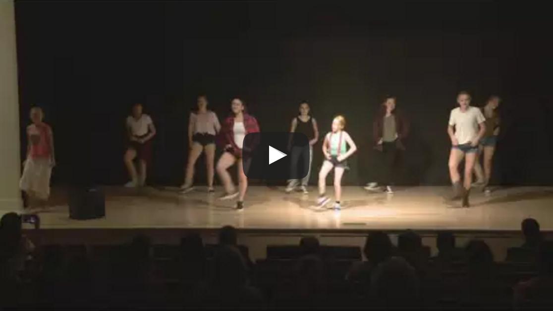 American Mash Up Dance