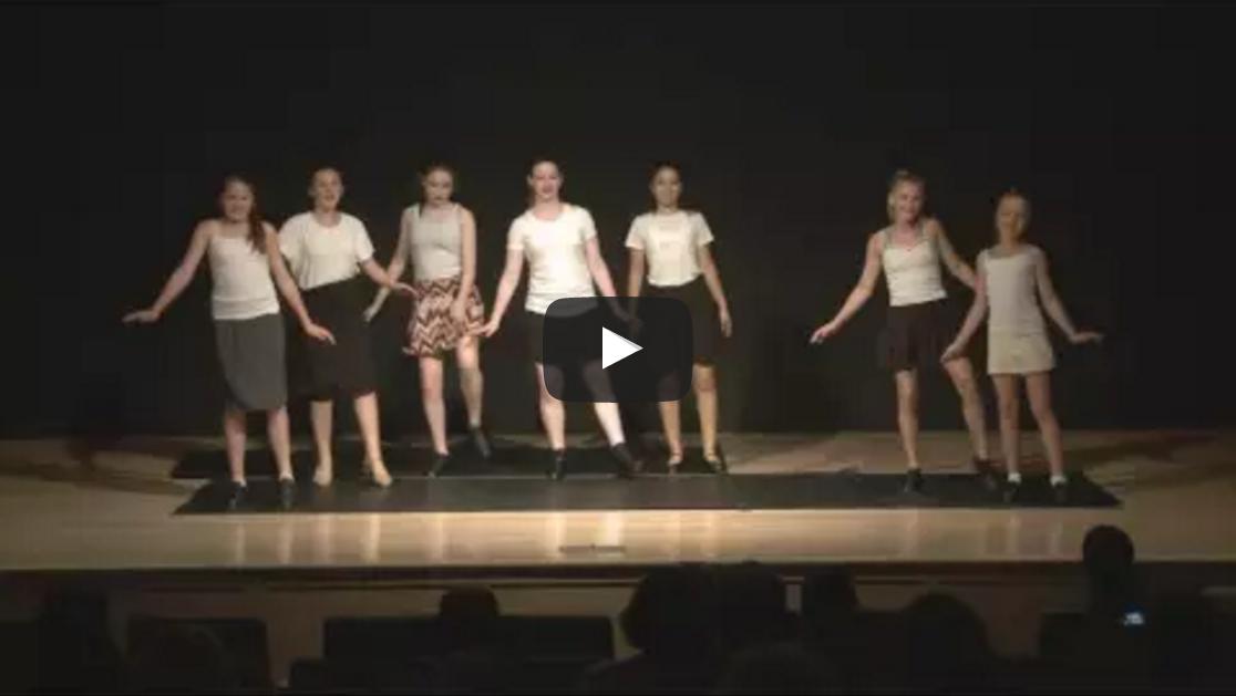 Americano Tap Dance