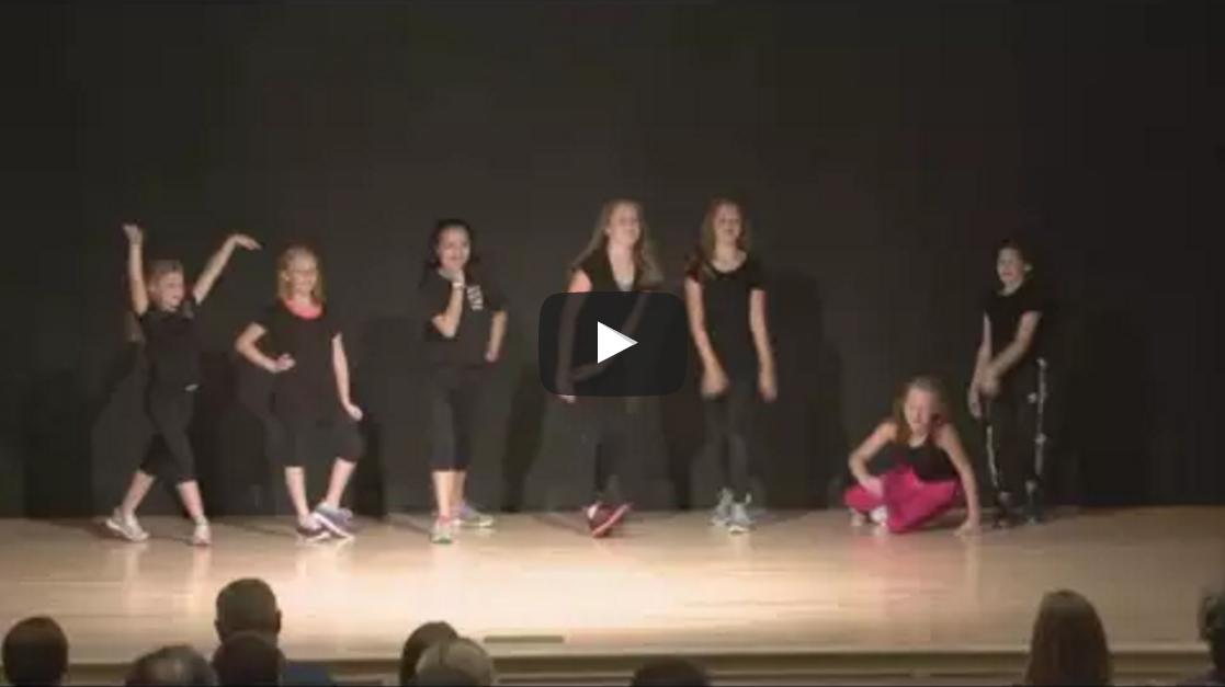 Girls L2M Dance