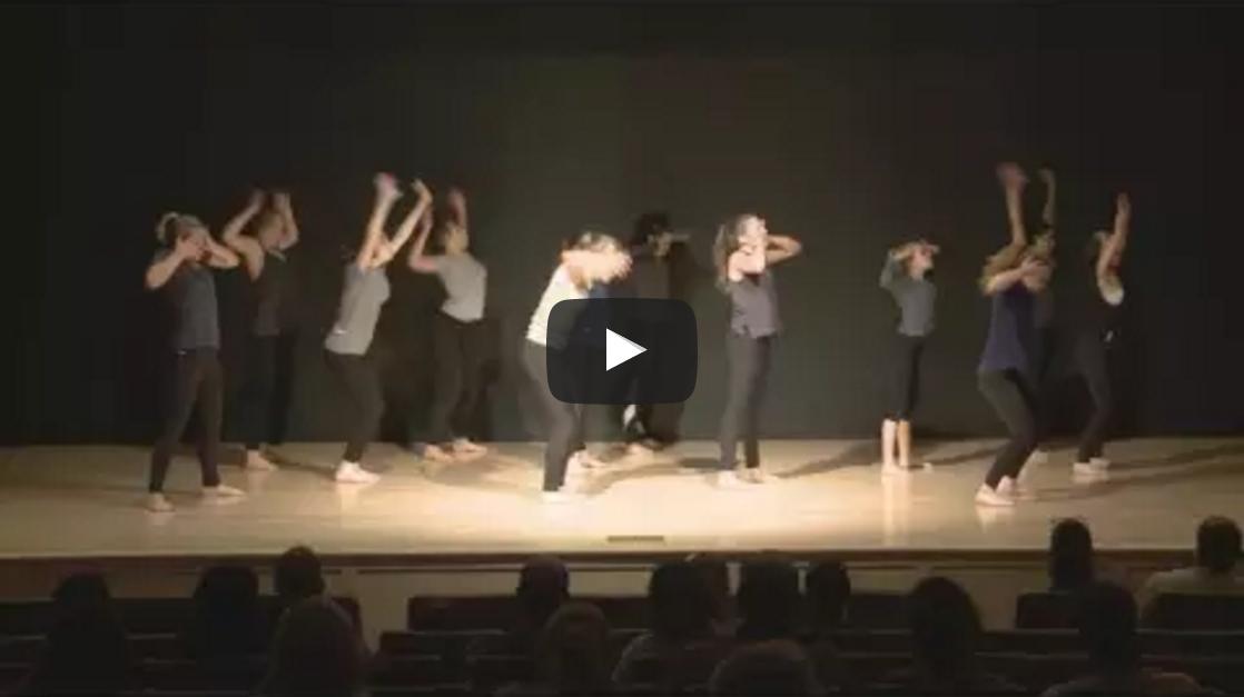 Retrograde dance