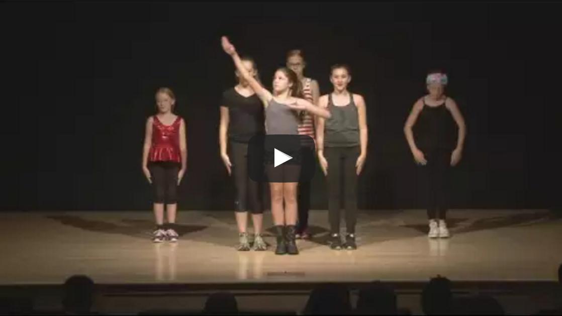 Salute Little Mix dance