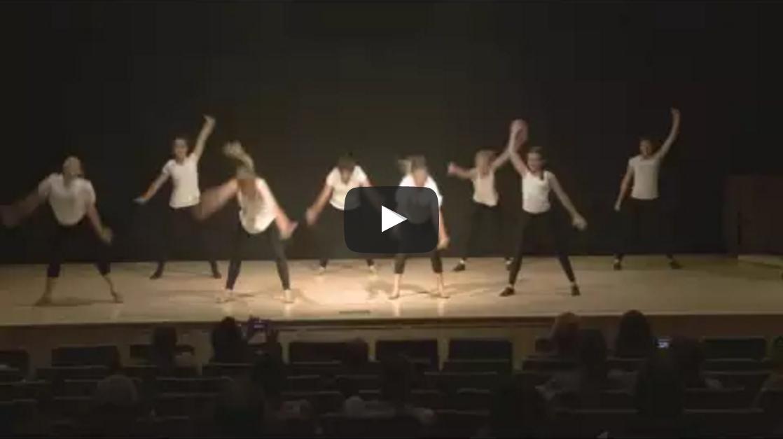 Shake The Room Dance