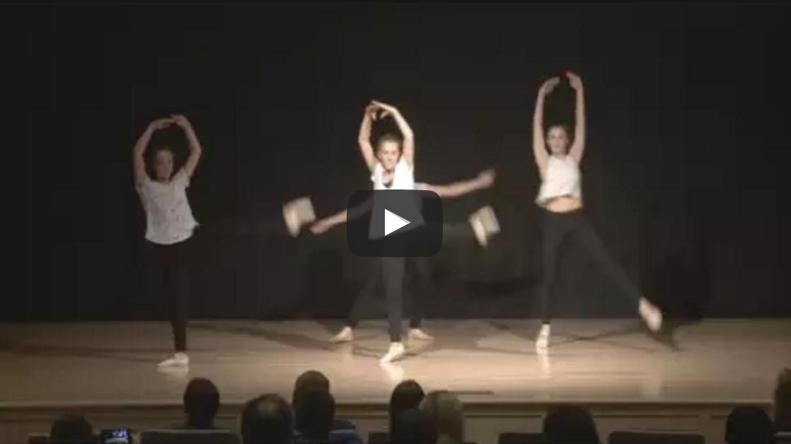 Yellow Jem Dance