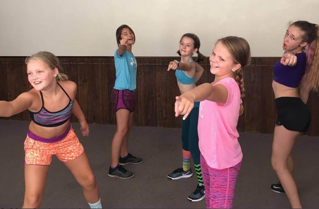 Dance Camp Basics - All Abilities