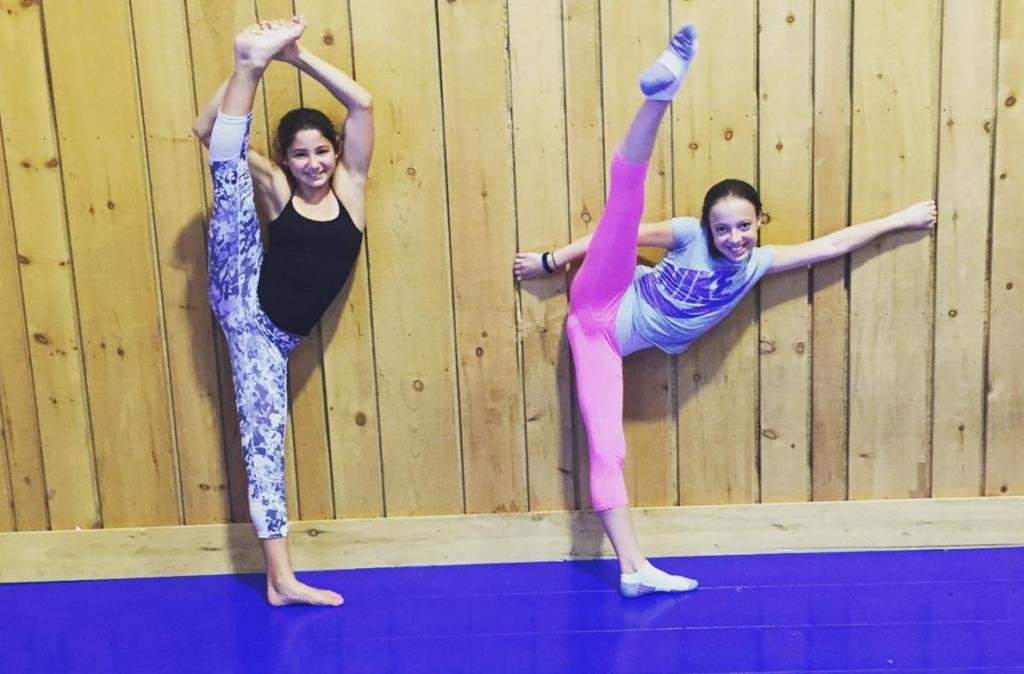 Dance Camp Basics - Team Events