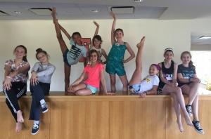 Dance Camp Basics Typical Day