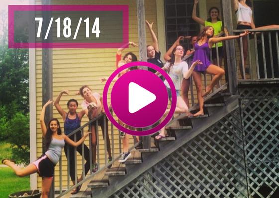 VT Dance Camp Videos - Disney Days 2014