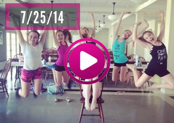 VT Dance Camp Videos - Heroes 2014
