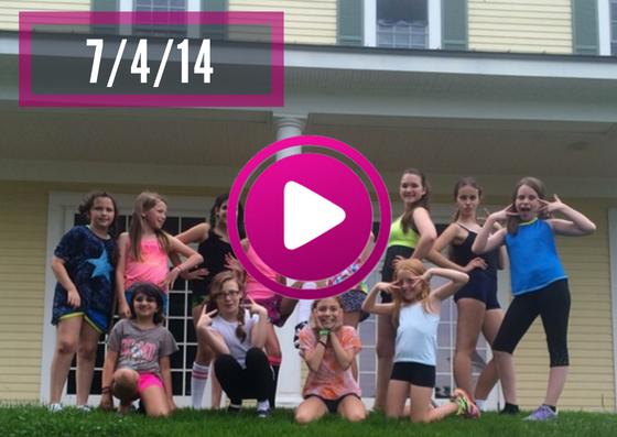 VT Dance Camp Videos - Rockin' 2014