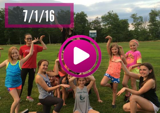ADTC VT Dance Camp Videos - 7/1/16